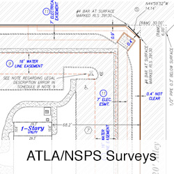 ATLA NSPS Surveys